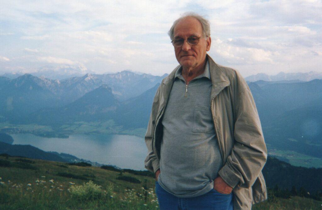 Вадим Межуев, 2004, Германия, озеро Кёнигзе (Königssee)